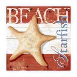 Beach Posters by Kathy Middlebrook