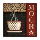 Mocha Prints by Jennifer Pugh
