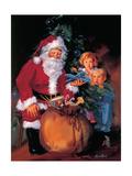 Christmas Eve Wonder Prints by Susan Comish