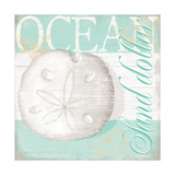 Ocean Prints by Kathy Middlebrook
