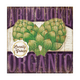 Artichoke Prints by Jennifer Pugh