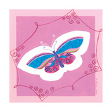 Butterfly I Premium Giclee Print by Cindy Shamp