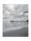 Goals Premium Giclee Print by Dennis Frates