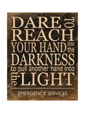 Dare to Reach Posters by Kathy Middlebrook