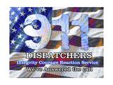 Dispatchers Affiche par Jim Baldwin