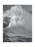 Rechtschaffenheit Giclée-Premiumdruck von Dennis Frates