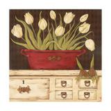 The White Cupboard Prints by Jo Moulton