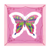 Butterfly II Premium Giclee Print by Cindy Shamp