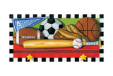 Sports Prints by Kathy Middlebrook