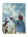 雪よ、降れ ポスター : アニタ・フィリップス