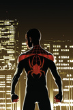 Miles Morales: Ultimate Spider-Man No. 1: Spider-Man Poster