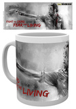 Walking Dead - Rick Mug Tazza