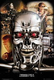 Terminator 2 - Collage Posters