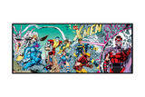 X-Men Forever Alpha No. 1: X-Men No. 1: Beast, Storm, Gambit, Psylocke, Colossus, Rogue, Wolverine Affiches