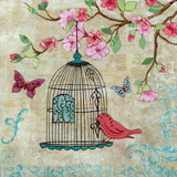 Spring Fling I Posters tekijänä Tava Studios