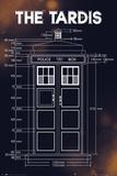 Doctor Who - Tardis Plans Billeder