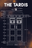 Doctor Who - Tardis Plans Print