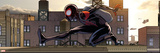 Ultimate Spider-Man Style Guide: Ultimate Spider-Man Morales Posters