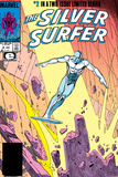 Silver Surfer By Stan Lee and Moebius No. 1: Silver Surfer Poster