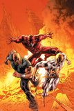 New Avengers No. 30: Iron Fist, Daredevil, Cage, Luke Posters