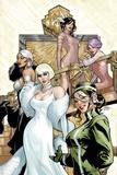Uncanny X-Men No. 504: Rogue, Storm, Frost, Emma, Psylocke Bilder