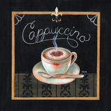 Cappuccino Prints by Tava Studios