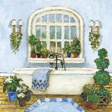 Pampered Bath II Posters par Charlene Olson