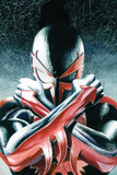 Ultimate Spider-Man Style Guide: Spider-Man 2099 Poster