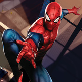 Ultimate SpiderMan - Gallery Edition Situational Art Stampa