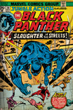 Marvel Comics Retro Style Guide: Black Panther Plakater