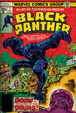 Marvel Comics Retro Style Guide: Black Panther Kunstdruck