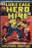 Marvel Comics Retro Style Guide: Cage, Luke Plakater
