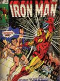 Marvel Comics Retro Style Guide: Iron Man, Namor Print