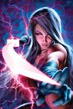 X-Men: Sword of the Braddocks No. 1: Psylocke Poster