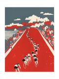 Tactics, 2013 Giclee Print by Eliza Southwood