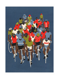 Gruppetto, 2014 Giclee Print by Eliza Southwood