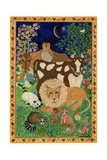 The Peaceable Kingdom, 1979 Giclee Print by Kimberly McSparran