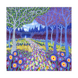 The Clearing, 2011, Giclee Print by David Newton