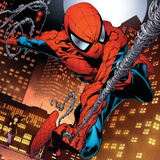 Ultimate Spider-Man Style Guide: Spider-Man Stampa