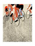 Legs, 2012 Giclee-trykk av Eliza Southwood