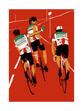 7Eleven, 2013 Giclee Print by Eliza Southwood