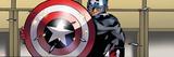 Avengers Assemble - 2014 Color Panel Art Stampe