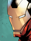 Avengers Assemble Style Guide: Iron Man Poster