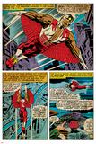 Marvel Comics Retro Style Guide: Falcon Foto