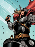 Avengers Assemble Style Guide: Thor Poster