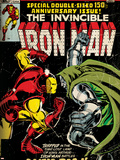 Comics - Marvel Comics Iron Man Plakater