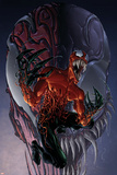 Marvel Extreme Style Guide: Carnage Stampe