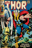 Marvel Comics Thor Poster