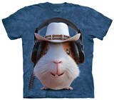 Youth: Guinea Pig Cowboy T-Shirts