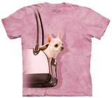 Youth: Handbag Chihuahua Tshirts